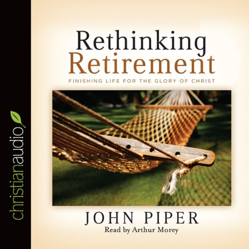 Rethinking Retirement audiobook cover art