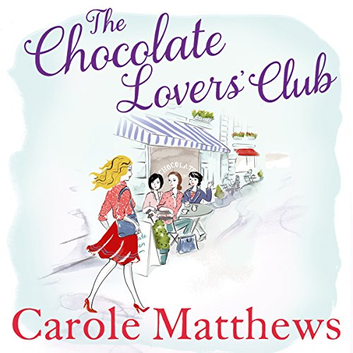 The Chocolate Lovers' Club audiobook cover art