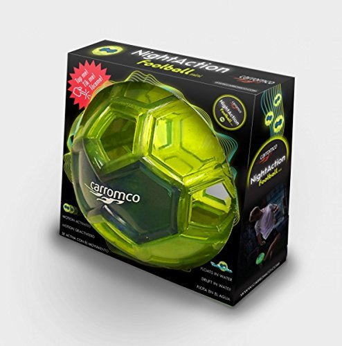 No Name (Foreign Brand) Pulse Action Football Mini, 12cm 70603