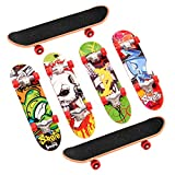 THE TWIDDLERS 12 PCS Finger Skateboard Set |Toy Assorted Fingerboards Designs | Birthday