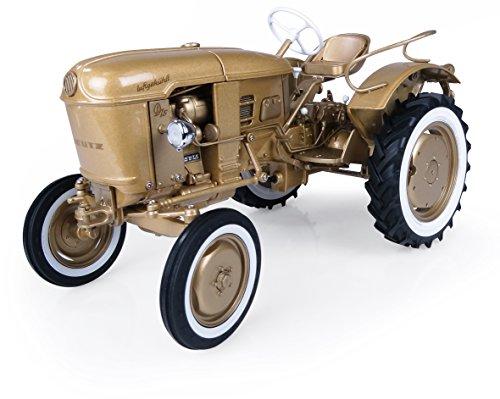 Universal Hobbies–UH5210 –Modelltraktor Deutz D15 –Limitierte Edition– goldfarbig –Maßstab 1:16