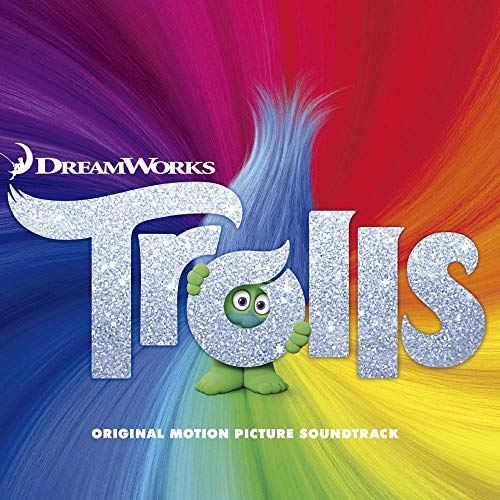 Trolls (Original Motion Picture Soundtrack) [CD]