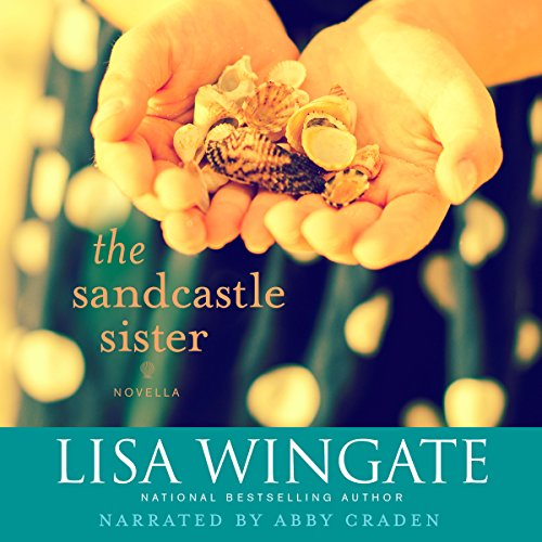 The Sandcastle Sister audiobook cover art