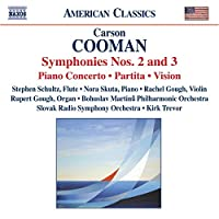 クーマン:交響曲第2番 第
