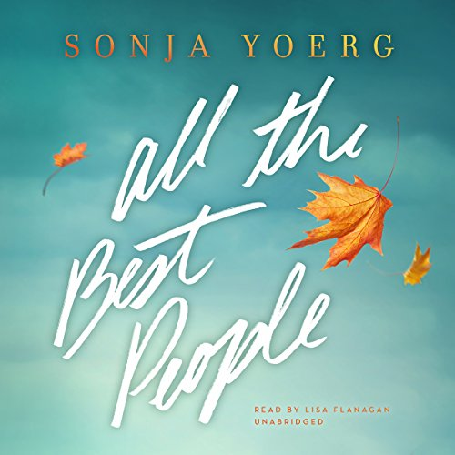 All the Best People audiobook cover art