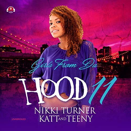 Couverture de Girls from da Hood 11