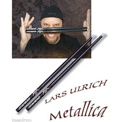 AHead Lars Ulrich Metallica aluminio baquetas