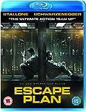 Escape Plan [Edizione: Regno Unito] [Blu-Ray] [Import]