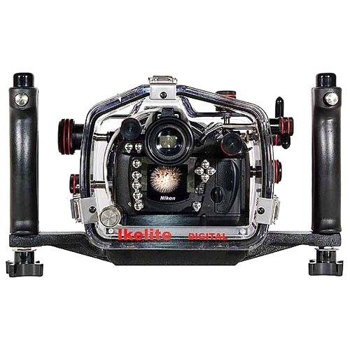 Ikelite 6807.1 Carcasa submarina para cámara - Carcasa acuática para cámaras (60 m, Policarbonato, Nikon D-70, D-70s, 3,24 kg, 240 x 170 x 165 mm)