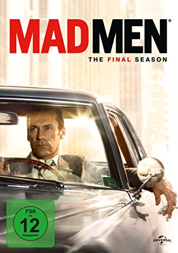 Mad Men - The Final Season [6 DVDs]