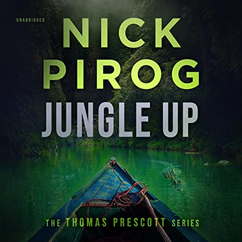 Jungle Up Audiobook By Nick Pirog cover art