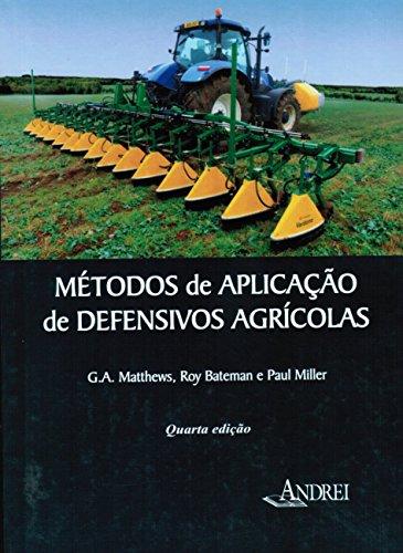 Métodos de aplicação de defensivos agrícolas