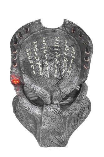 Brand New Wire Mesh Alien Vs Predator AVP Full Face Protection Paintball Mask Luminous L738