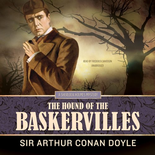 The Hound of the Baskervilles copertina