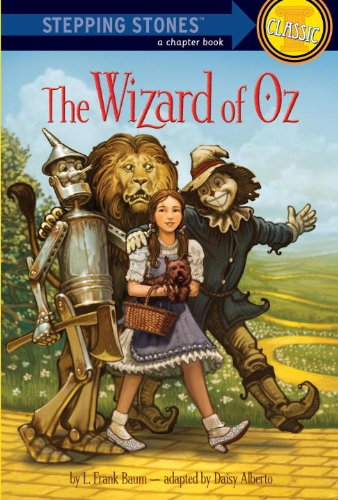 The Wizard of Oz (A Stepping Stone Book(TM)) (English Edition)