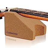 Guitar Neck Rest, Guitar Neck Cradle Support Pillow String Instrument Luthier Tool for Guitar Workstation, Ukuleles, Violins, Banjos, Mandolins