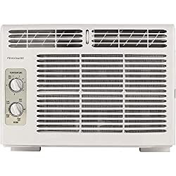 top rated Mini compact air conditioner Frigidaire 5000 BTU, 115 V, window installation and mechanical control, … 2021