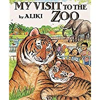 My Visit to the Zoo (Trophy Picture Books (Paperback))【洋書】 [並行輸入品]