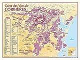 CARTE DES VINS DE CORBIERES