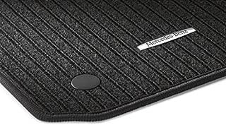 Gummimatten Gummi-Fußmatten für Mercedes CLS C219 Bj ab 2004 bis 12//2010