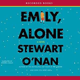 Emily, Alone audiobook cover art