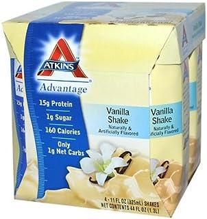 Atkins Advantage RTD Shake French Vanilla - 4 Shakes