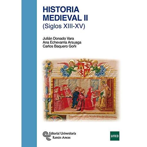 Historia Medieval II: (Siglos XIII-XV) (Manuales): Amazon.es ...