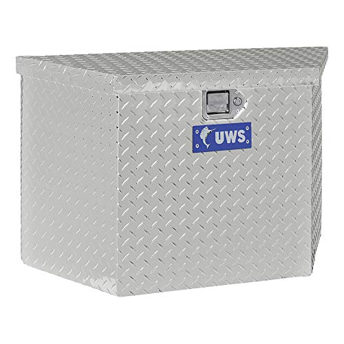 UWS EC20391 34-Inch Heavy-Wall Aluminum Trailer Tongue Tool...