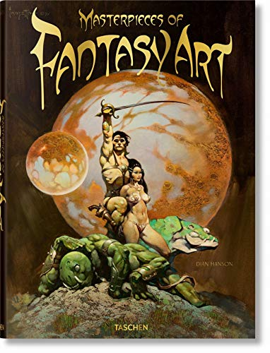 Compare Textbook Prices for Masterpieces of Fantasy Art  ISBN 9783836572101 by Hanson, Dian