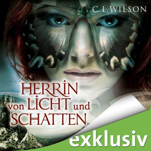 Herrin von Licht und Schatten audiobook cover art
