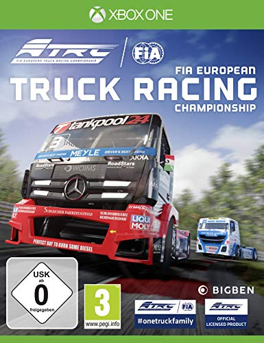 FIA European Truck Racing Championship [Xbox One]
