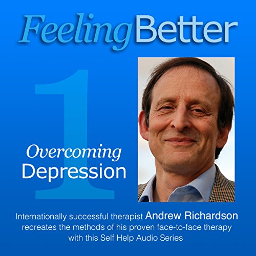 Overcoming Depression with Hope and Firefighting audiobook cover art