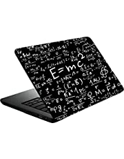 Just Rider Laptop Skin for Laptop dell,Apple,hp & All Other Brands-Models Upto 15.6 inches/ Waterproof Laptop Skin Cover / Laminated Laptop Skin Sticker Cover