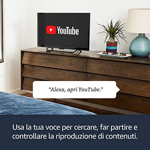 Fire TV Stick con telecomando vocale Alexa   Lettore multimediale