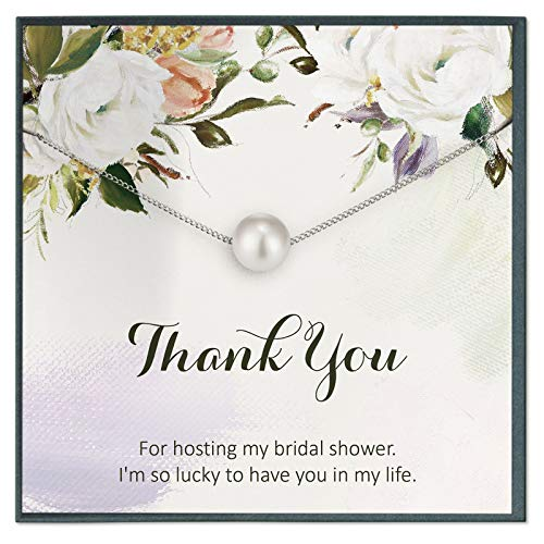 Grace of Pearl Bridal Shower Hostess Thank You Gifts, Hostess Gift, Shower...