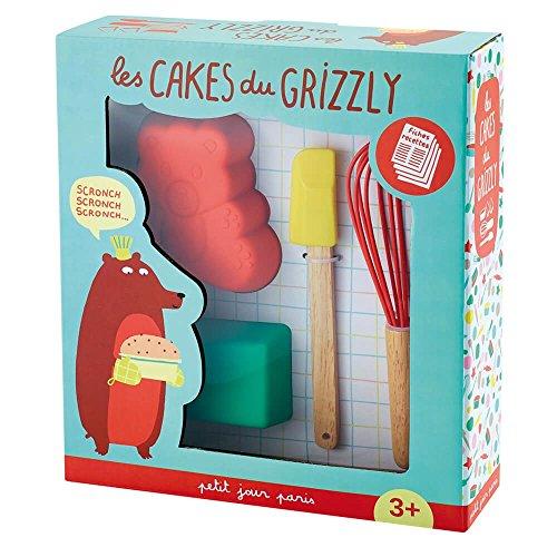 Petit Jour Paris gâteau Kit de Pâtisserie pour Enfant 5 Pièces