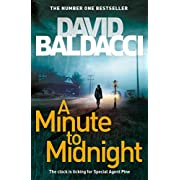 A Minute to Midnight: The Number One Bestseller (Atlee Pine series)