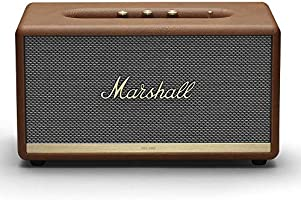 Marshall Stanmore II Bluetooth Speaker, Brown
