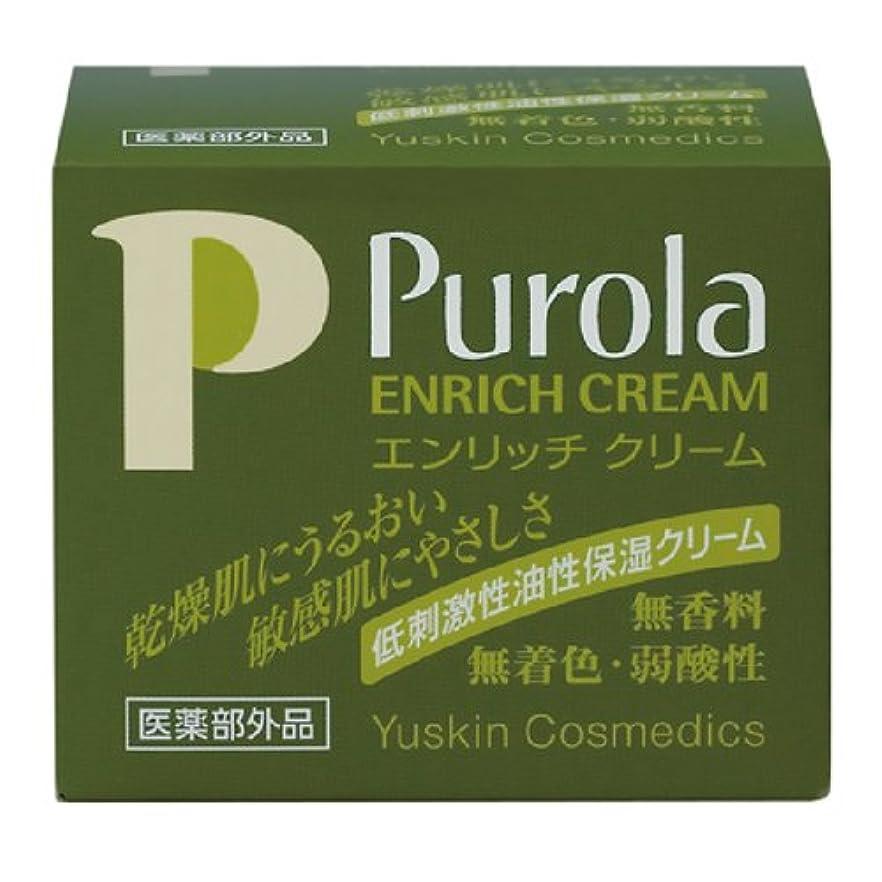 考えあごひげ料理をするプローラ 薬用エンリッチクリームa 67g