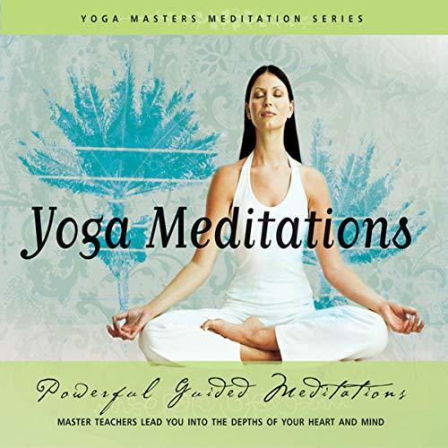 Yoga Meditations audiobook cover art