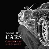 Electric Cars Calendar 2020: 16 Month Calendar