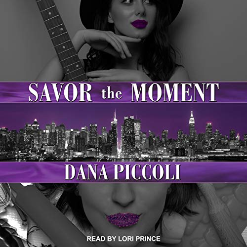 Savor the Moment cover art