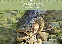Faszination Angeln und Fischen (Wandkalender 2022 DIN A3 quer): Impressionen vom beliebtesten Hobby der Deutschen (Geburtstagskalender, 14 Seiten )