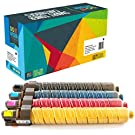 Do it Wiser Compatible Toner Cartridge Replacement for Ricoh MP C305 MP C305SPF MP C305SP | 841621 841591 841592 841593 (4 Pack)