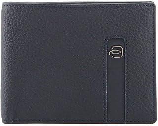 Piquadro Men's PU1241S86 Wallet Blue