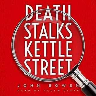 Death Stalks Kettle Street cover art