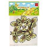 Storz- Milk Chocolate Bumble Bees- 6pc- 37.5g/1.32oz