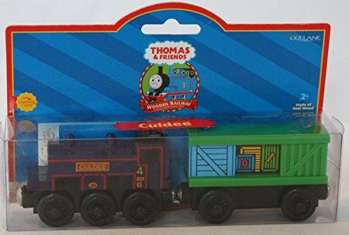 Thomas & Friends Wooden Railway - Culdee and Box Car