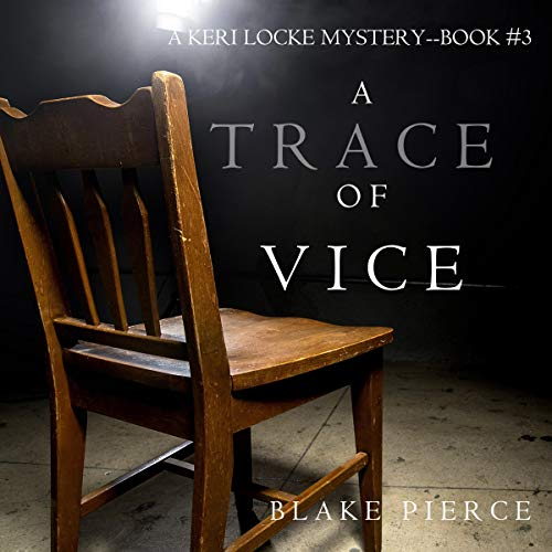 A Trace of Vice copertina