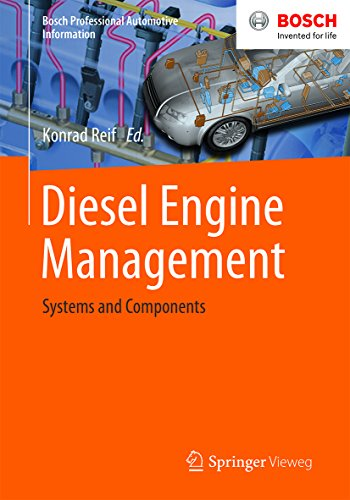 Diesel Engine Management: Systems and Components (Bosch Professional Automotive Information) (English Edition)